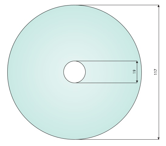 Spezifikationen Bedruckung Cd Dvd Akord